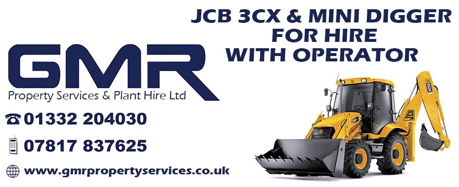 JCB For Hire with Operator